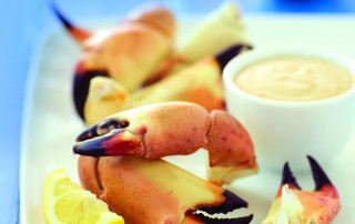 Stone Crab Claws (courtesy of Whole Foods market)