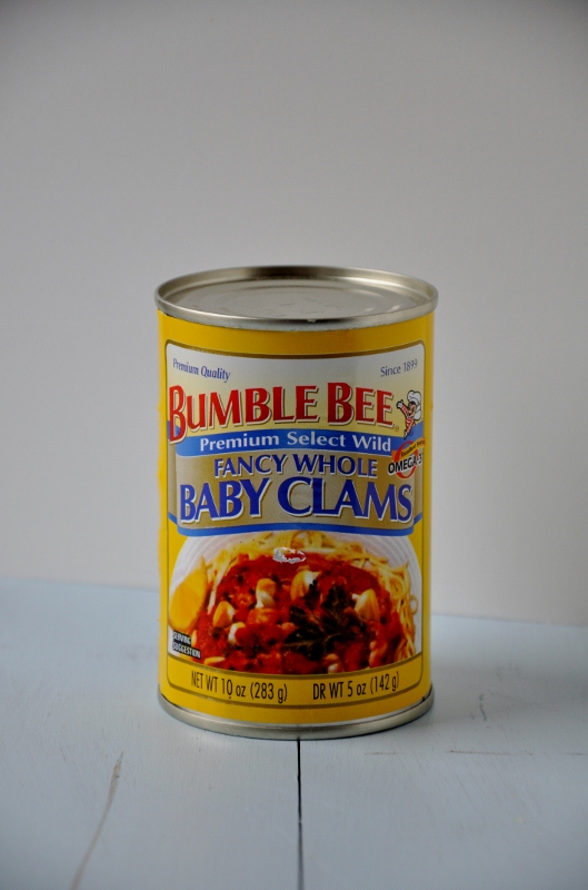 canned clams http://maureencberry.com
