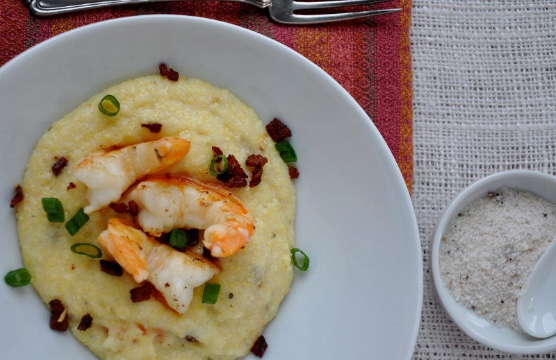 Shrimp and grits http://maureencberry.com
