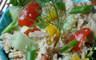 Not Your Mother's Tuna Salad Recipe