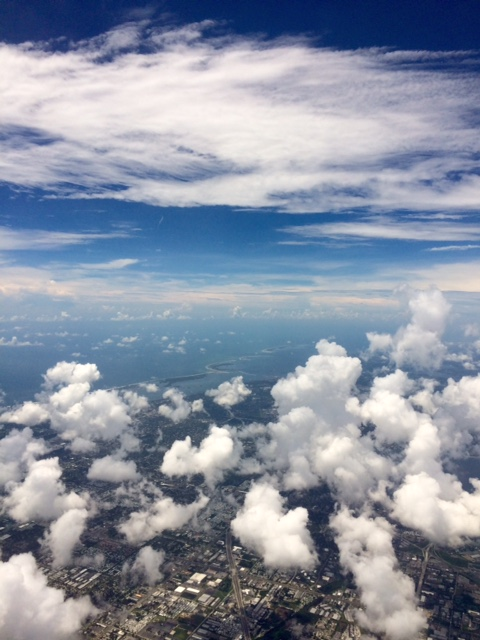 Clouds over Tampa mcb