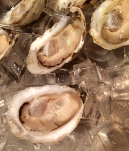 Murder Point oysters