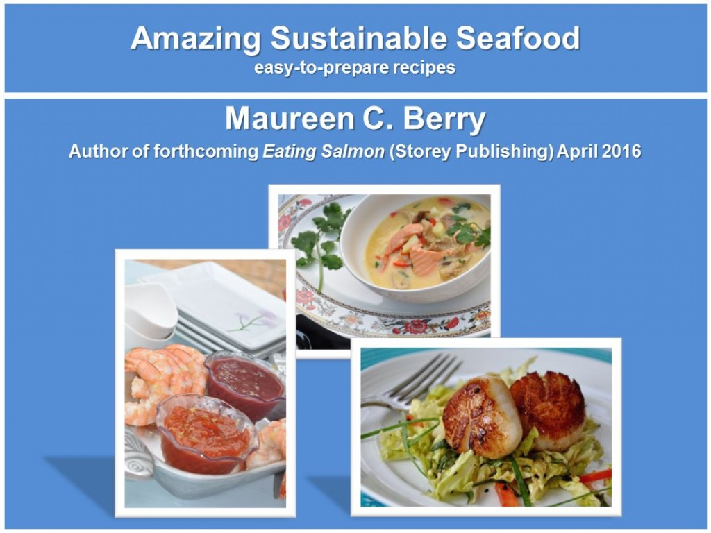 Amazing Sustainable Seafood ebook MCB 2015