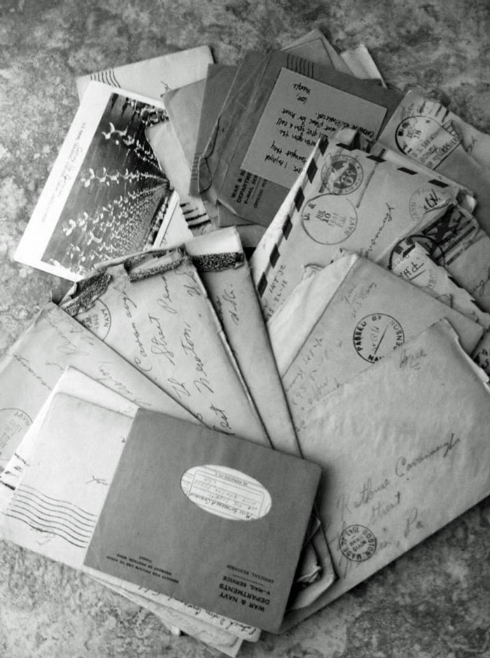 Dad's-letters