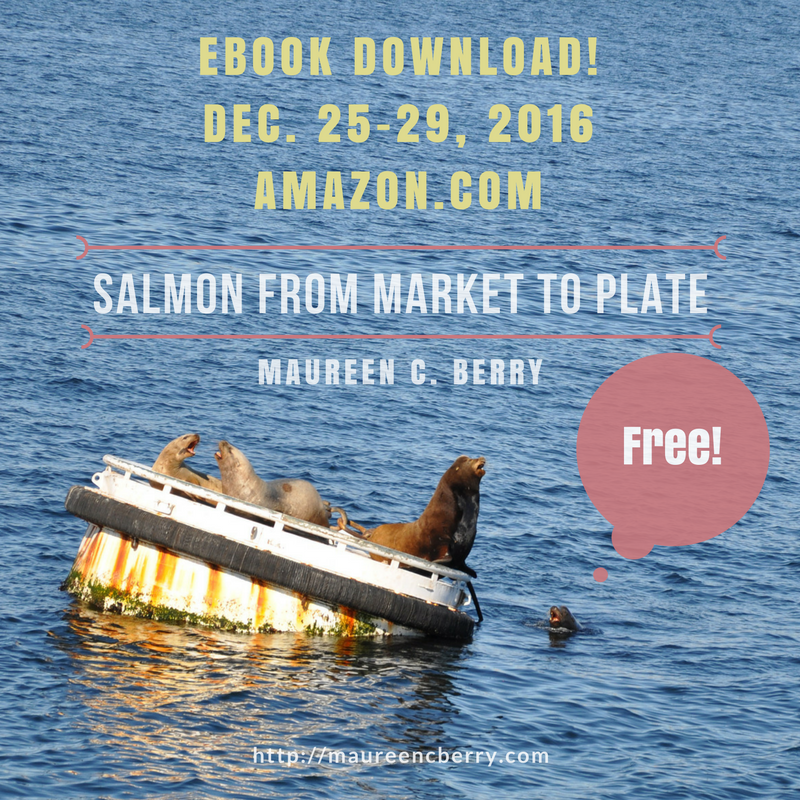 Free Salmon Ebook Giveaway