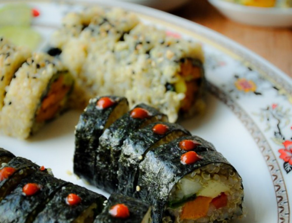 Transcript for N is for Nori and Nutrient Pollution