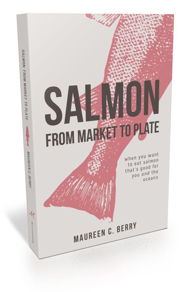 Stick to Your New Years Resolution. Get Healthy. Eat More Salmon.