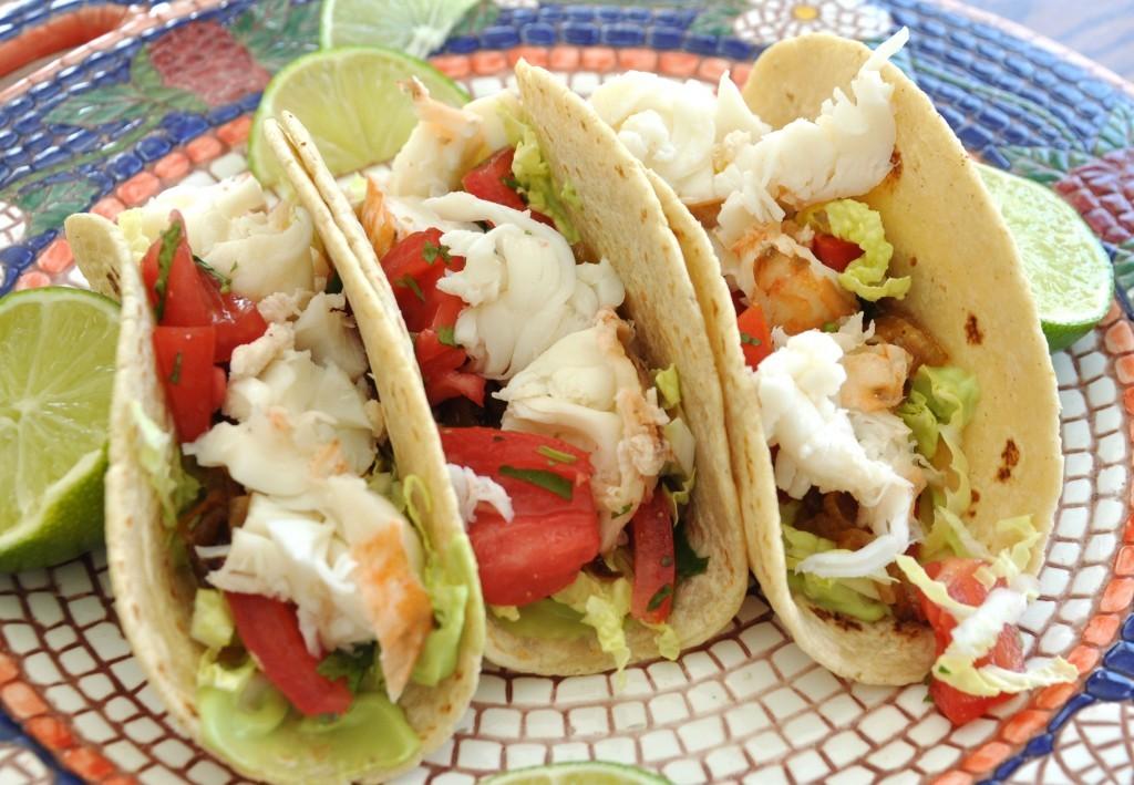 Spiny Lobster Taco Recipe